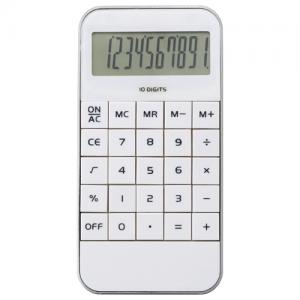 Plastic Phone Style Calculator