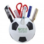 Football Shaped Pen Holder