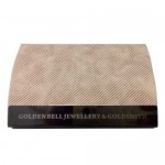 Golder Bell Name Card Holder 1