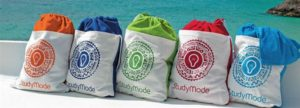 Beach Towel with Tote